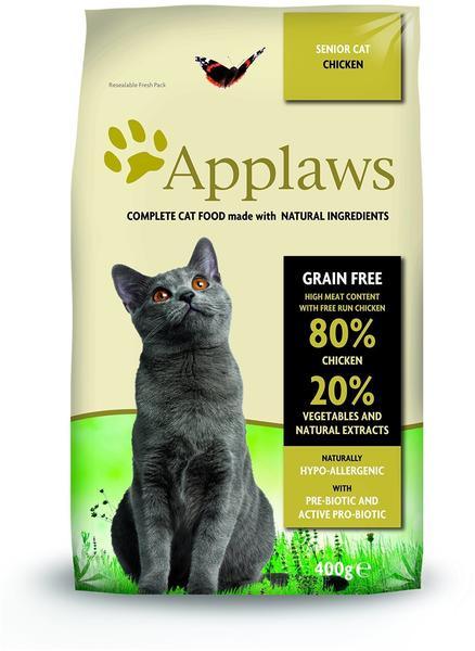 Applaws Senior Cat Huhn 400g