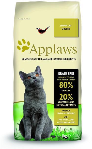 Applaws Senior Cat Huhn 2kg