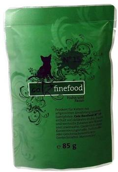 Catz finefood No. 15 Huhn & Fasan 16 x 85 g
