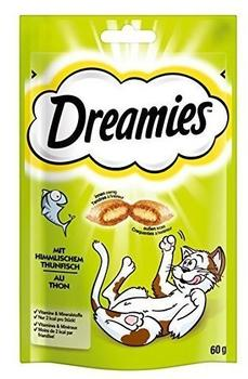 Dreamies Thunfisch 6 x 60 g