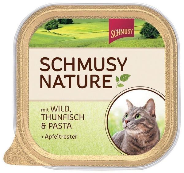 Schmusy Nature Wild Thunfisch - Schale