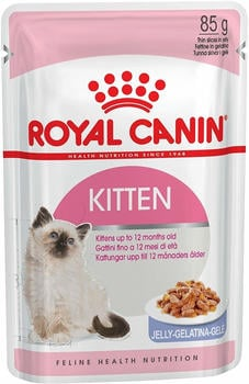 Royal Canin Kitten Instinctive in Gelee 12 x 85 g