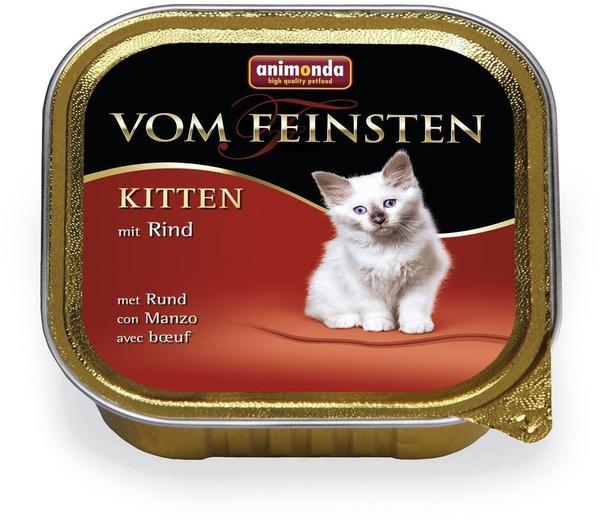 Animonda vom Feinsten Kitten Fleischnäpfchen (100 g)