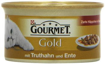 Gourmet Gold Ente & Truthahn (85 g)
