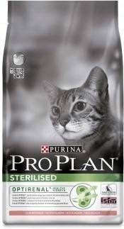 Purina Pro Plan Sterilised Salmon (1,5 kg)