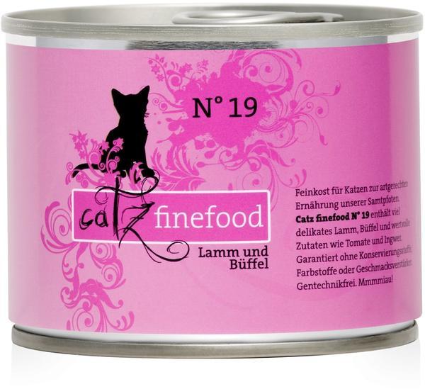Catz finefood No.19 Lamm & Büffel (200 g)