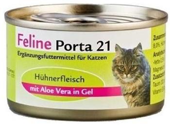 Porta Feline 21 Huhn mit Aloe (90 g)