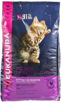 Eukanuba Kitten Huhn & Leber 4 kg