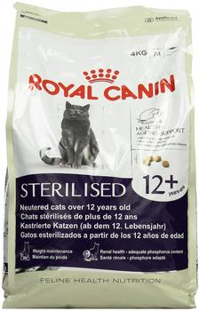 Royal Canin Sterilised +12 (4 kg)