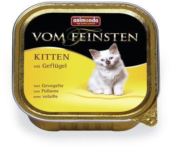 Animonda vom Feinsten Kitten Geflügelnäpfchen 100g