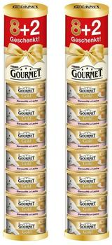 Gourmet Gold Eiersoufflé mit Lachs (85 g)