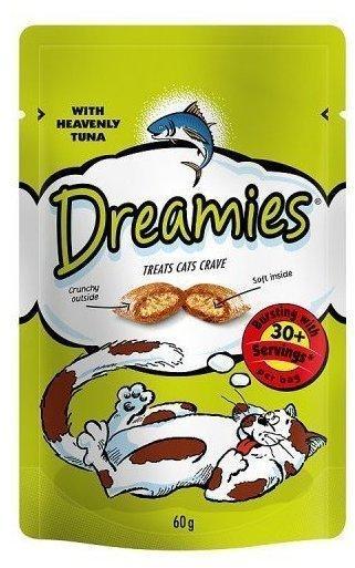 Dreamies Thunfisch 60 g