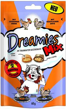 Dreamies Mix Huhn & Ente 60 g