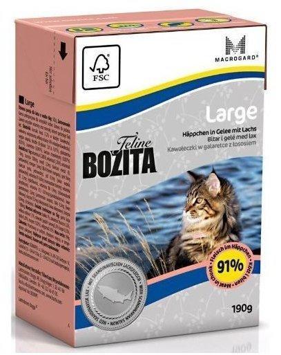 Bozita Feline Large Tetra (190 g)