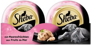 Sheba Filet mit Meeresfrüchten (80 g)