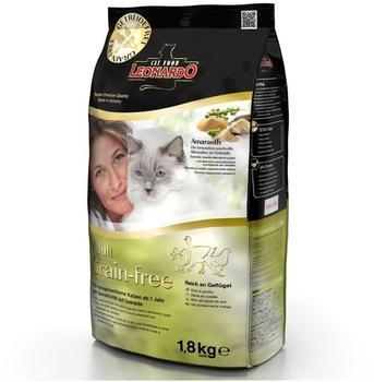 LEONARDO Cat Food Adult Grain free (1,8 kg)