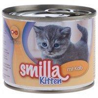 Smilla Kitten Kalb 6 x 200 g