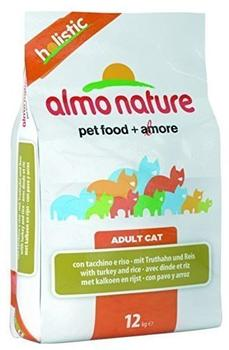 Almo Nature Holistic Truthahn & Reis 12kg