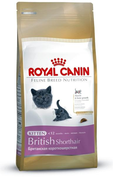 Royal Canin Kitten British Shorthair (2 kg)