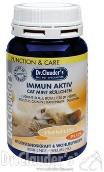 Dr. Clauders Immun Aktiv Catmint-Röllchen 100 g