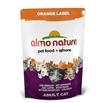 Almo Nature Orange Label Kaninchen (105 g)