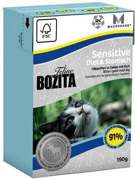 Bozita Feline Diet & Stomach Sensitive (190 g)