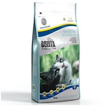 Bozita Feline Diet & Stomach Sensitive (10 kg)