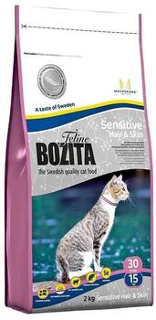 Bozita Feline Hair & Skin-Sensitive (10 kg)