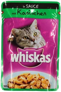 Whiskas Kaninchen in Sauce (100 g)