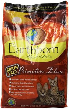 Earthborn Holistic Primitive Feline 2,73 kg