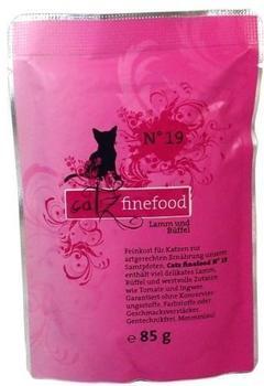 Catz finefood No.19 Lamm & Büffel (85 g)