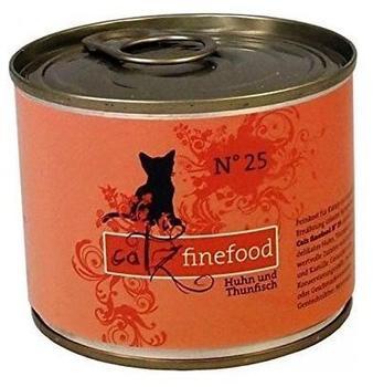 Catz finefood No.25 Huhn & Thunfisch (200 g)