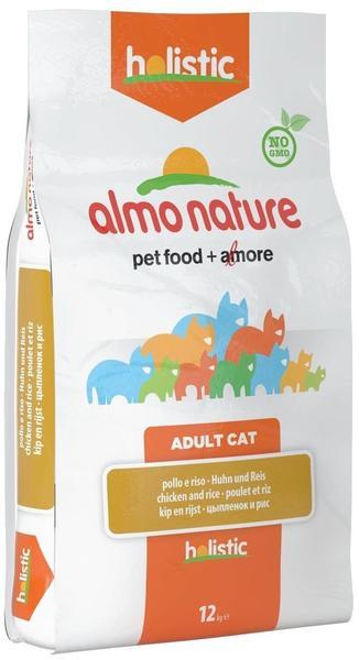 Almo Nature Holistic Huhn & Reis (12 kg)