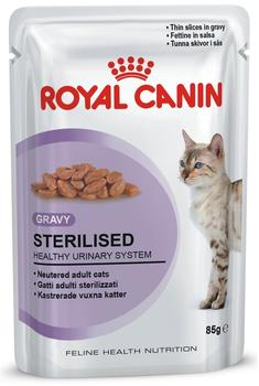Royal Canin Sterilised in Soße (85 g)