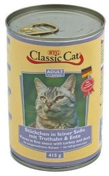 HEGA Classic Cat Truthahn & Ente (415 g)