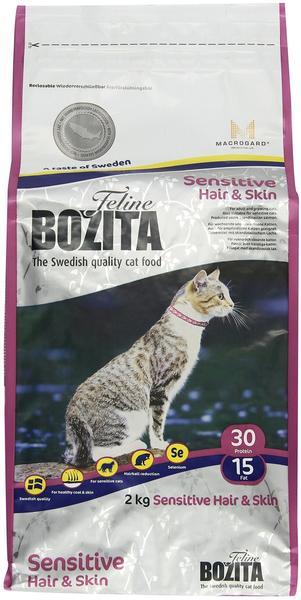 Bozita Feline Hair & Skin-Sensitive (2 kg)