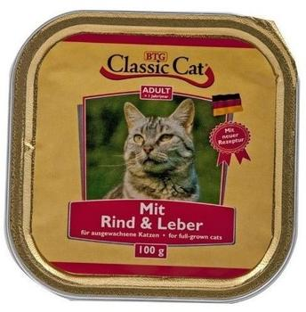 HEGA Classic Cat Rind & Leber (100 g)