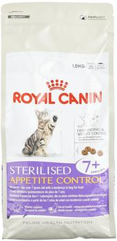 Royal Canin Sterilised +7 Appetite Control (1,5 kg)