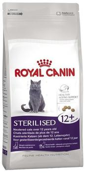 Royal Canin Sterilised +12 (2 kg)