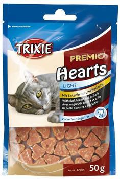 Trixie Premio Hearts Entenbrust & Seelachs 50 g