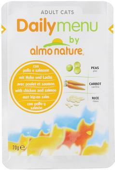 Almo Nature Dailymenu Huhn & Lachs (70 g)