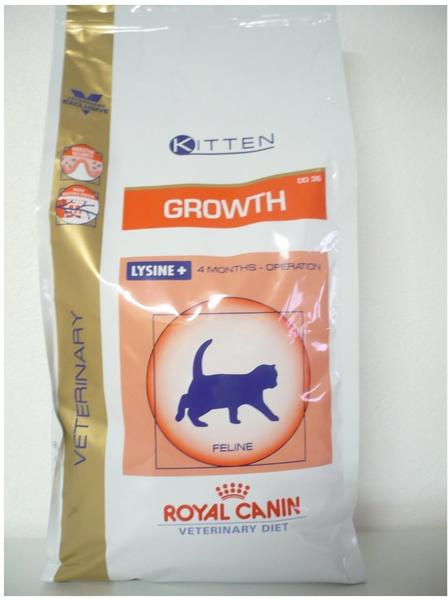 Royal Canin Kitten Growth Kroketten für katzen (2 kg)
