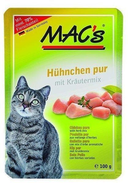 MACs Hühnchen pur mit Kräutern 100 g