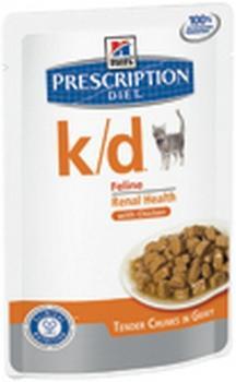 Hills Prescription Diet Feline k/d Huhn 12 x 85 g