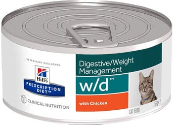 Hill's Prescription Diet Feline w/d (156 g)