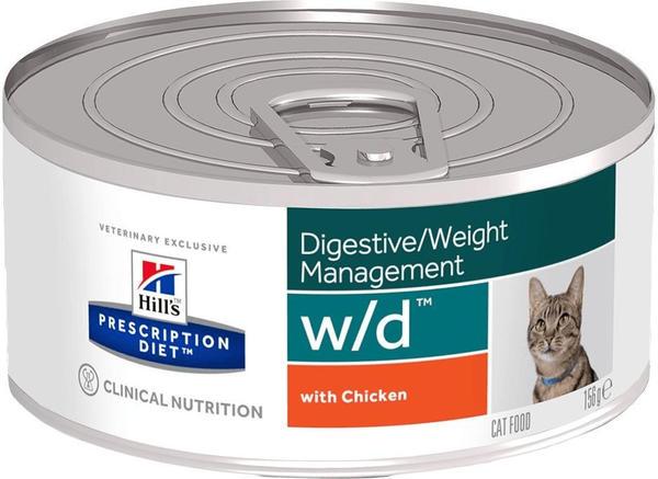 Hill's Prescription Diet Feline w/d (156 g)