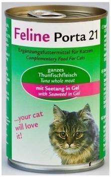 Porta Feline 21 Thunfisch mit Seetang (400 g)