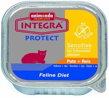 Animonda Integra Protect Sensitive Pute & Reis (200 g)