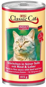 HEGA Classic Cat Rind & Leber (415 g)