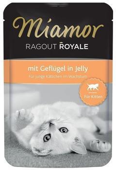 Miamor Ragout Royale Kitten Rind (100 g)